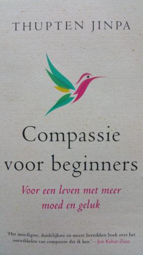 Compassie voor beginners boekcover staand